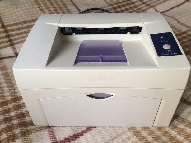 Принтер лазерный Xerox Phaser 3117