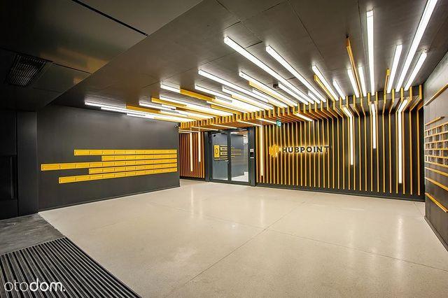 Biurowiec Hubpoint, lokal biurowy 86 m2