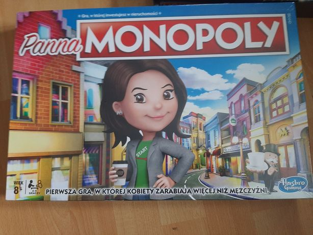Monopoly Damska wersja Tanio !!