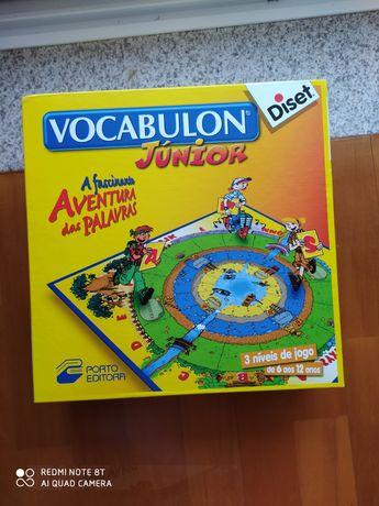 "Jogo infantil""VUCABULON"""