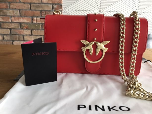 Pinko torebka