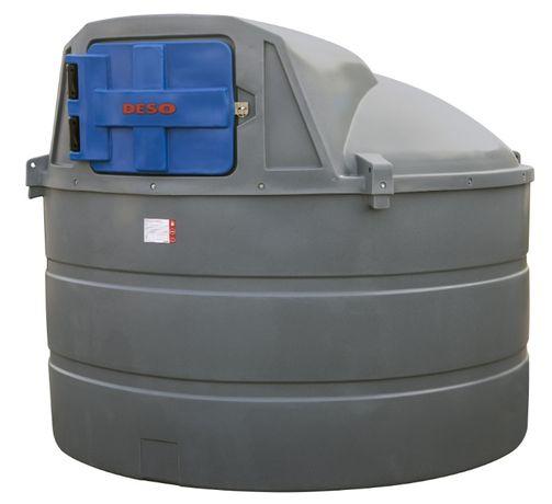 DESO K600 - Zbiornik na ON/DIESEL (dwupłaszczowy) 5000 litrów. RATY!