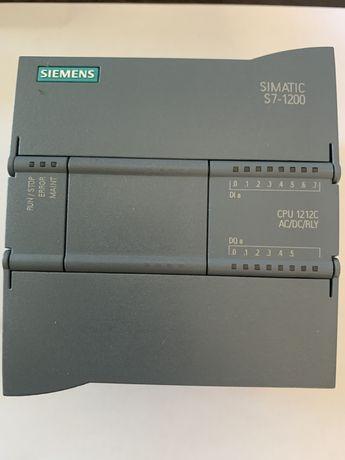 siemens SIMATIC S7-1200 nowy Moduł sterujący CPU 1212C