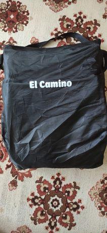 Коляска El Camino SOLO легкая прогулочная коляска