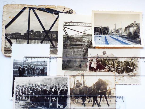 Przedwojenny Przemyśl stare zdjęcia moda architektura wojskowość
