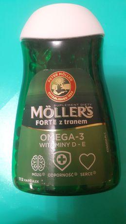 Mollers Моллерс omega 3 . 112 капсул