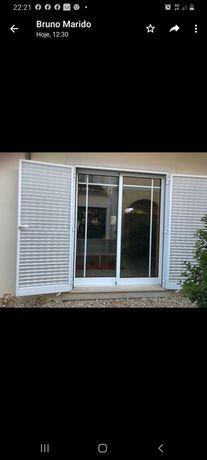 janelas de alumínio