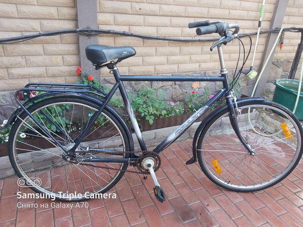 Мужской большой велосипед из Голландии