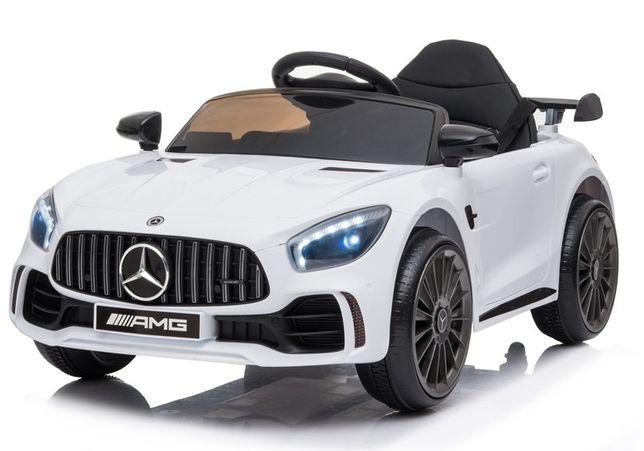 Autko dla dziecka Licencjonowany Mercedes - Samochód na akumulator