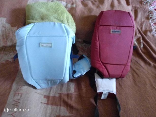 Кенгуру рюкзак-слинг для дитей