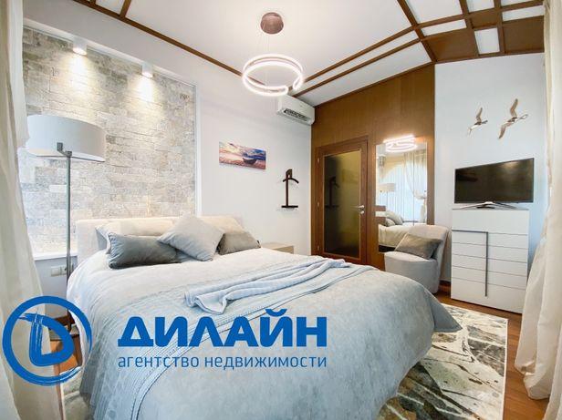 Непревзойденный , роскошный особняк с уникальным ландшафтом на В.Лугу