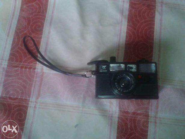 Maquina fotografica bisnaga