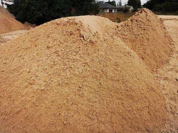 Piasek, piach, zasyp, podsypka pod kostkę, fundamentów żwir
