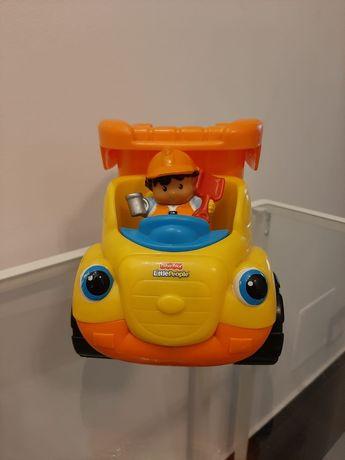 Samochodzik wywrotka Fisher Price Little People