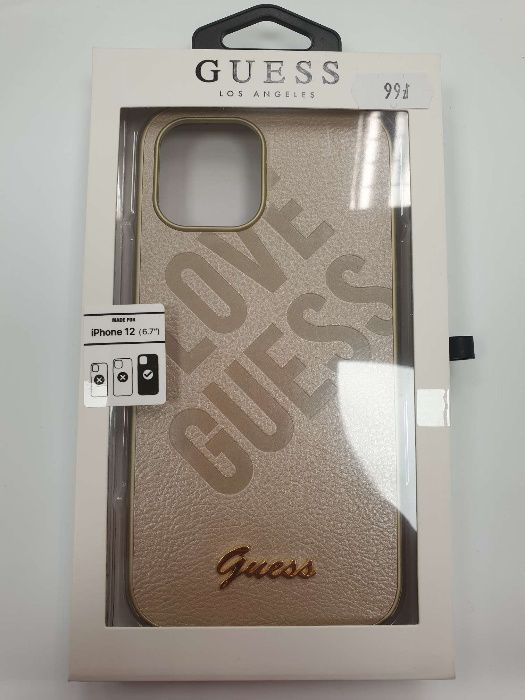 Etui GUESS iPhone 12 Pro Max