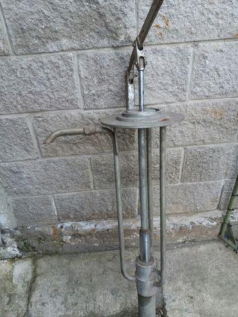 Насос ручной для воды колонка для скважины .