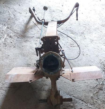 Caixa de velocidades usada para motoenxada