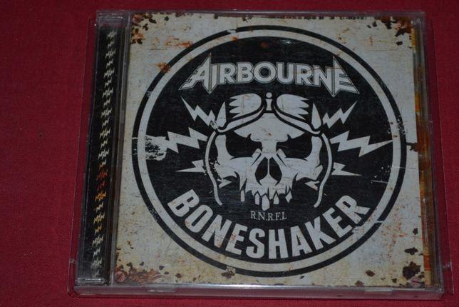 """Airbourne """"Boneshaker"""" (2019) Новый. Буклет 12 стр. Пр-во Россия."""