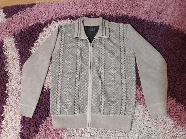 Cieńki sweter L