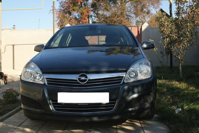 Opel Astra H, 2008 год