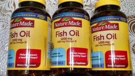 Продам рибячий жир Fish Oil Omega-3 (США)
