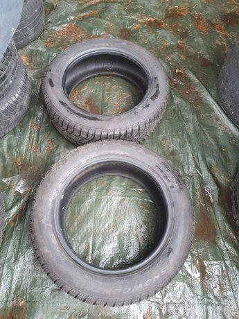 2x Opony zimowe Pirelli snow control winter 190 205/55/16