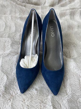 Sapatos de veludo Liu-Jo