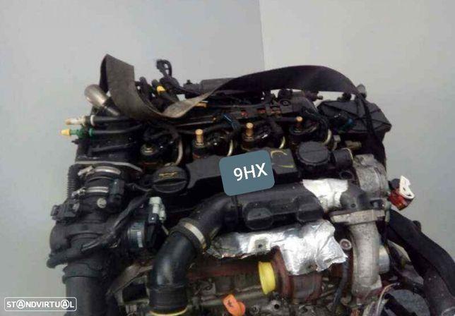 Motor Citroen C3 C4 Xsara Citroen Berlingo 1.6Hdi 90Cv Ref.9HX