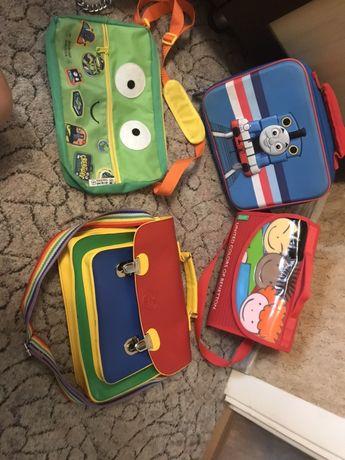 Детская  рюкзак портфель сумка