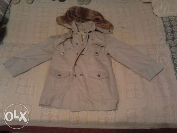 СРОЧНО! Детское пальто! Состояние Отличное! Осень, Зима, Весна!