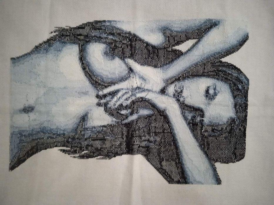 Продам набір вишитих картин Надворная - изображение 1