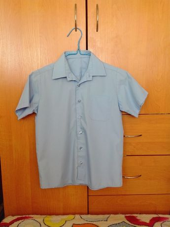 Школьная рубашка George 9-10 лет (135-140 см)