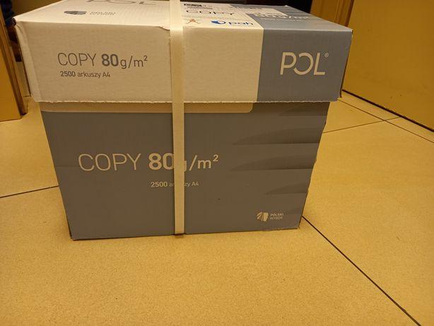 Papier PolCopy 80 g A4 500 arkuszy