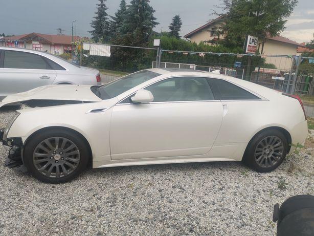 Cadillac cts Coupe 3.6 Ben  skóra Xenon kamera  po Opłatach