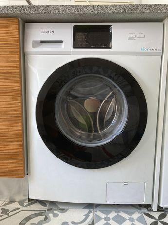 Máquina de Lavar Roupa BECKEN BoostWash BWM3640 (8 kg - 1400 rpm)