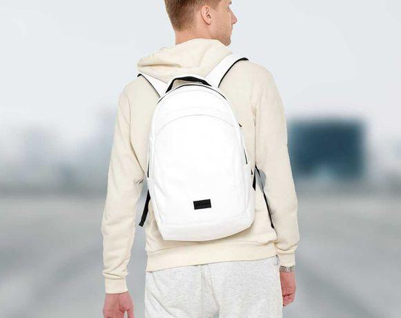 Продаю новый мужской рюкзак Sambag Zard LZN портфель белый для школы