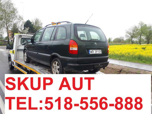 Skup Aut / Busów /Kasacja -Radom + 50 KM -Kupimy każde auto do 20tys