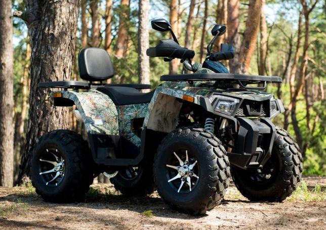 Квадроцикл Comman ATV Shark 200 уже в продаже! (Новинка 2020)