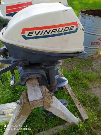 Sprzedam silnik zaburtowy Evinrude 4.5 km