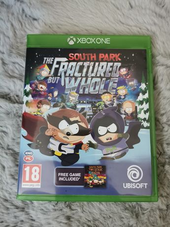South park the fractured but whole PL Xbox one gra