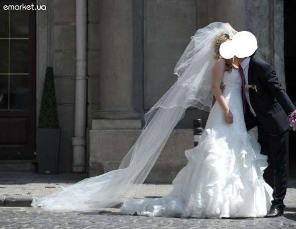 Весільне плаття Gucci Made in Italy Камні Swarovski