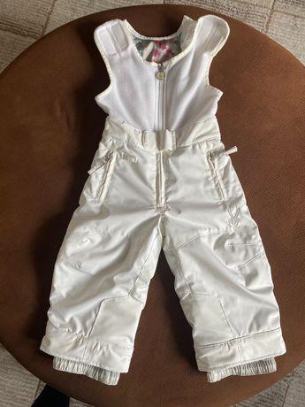 Spodnie narciarskie dziecięce  Spyder r.2