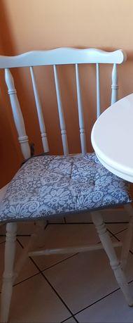 Krzesło dębowe Ikea