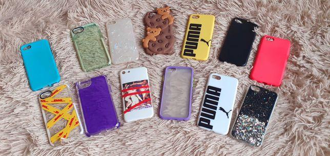 Nieużywane etui /Iphone 7,8