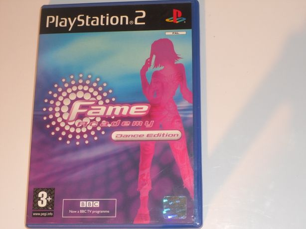 Fame Academy PS2