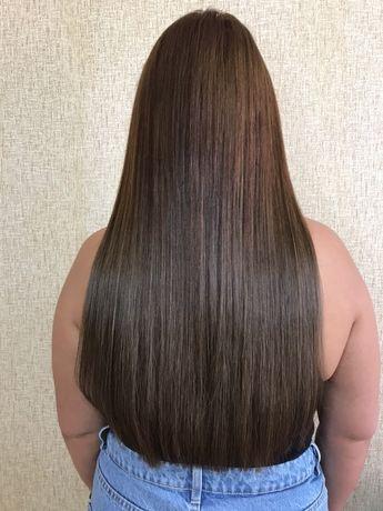 Наращивание волос,коррекция,снятие