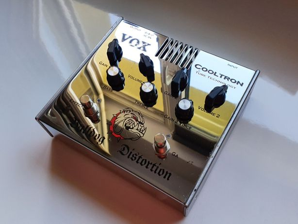 Vox Bulldog Distortion - lampowy drive, made in Japan!