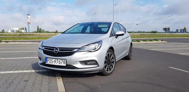 Opel Astra 2017 rok