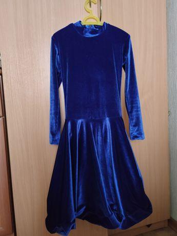 Бальное платье 128 см