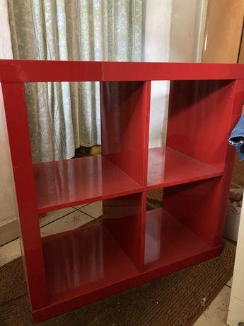 Regał 4x4 kallax Ikea stan b.dobry